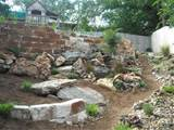 river rock landscaping river rock landscaping