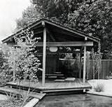 ... GARDEN IDEAS vintage mid century modern retro landscape design ideas