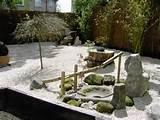 rock garden ideas for japanese design