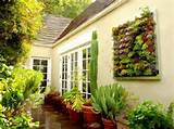 ... garden, wall garden, green design, eco design, gardening, sustainable