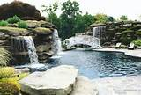 day outdoors there are several backyard pool landscape ideas you could