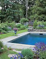 ... 150 Makeover - Country Living - backyard pool landscaping ideas 2012