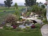 simple yard landscaping ideas 7 - pictures, photos, images