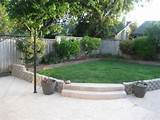 photo gallery of the easy landscaping ideas for homes