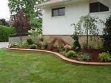 landscape design landscaping ideas pictures for front and