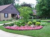 cheap landscaping ideas for front yard 2 - pictures, photos, images