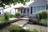 modern landscape ideas for front yard by kingbird design llc
