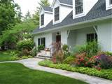 traditional landscape ideas for front yard by chicago landscape