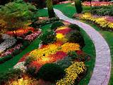 flower gardening ideas - garden landscape design photos flower garden ...