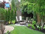 exciting picture above, is segment of Best Backyard Landscape Ideas ...