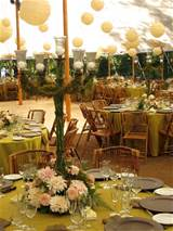 rustic wedding decorations back and bring nature to your reception