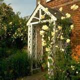 all rustic garden decor and trellises images