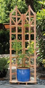 Home Yard Decor Trellises Deco Freestanding Garden Trellis