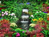 flower garden home and garden charms tips on starting a flower garden