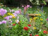 Small flower garden design ideas