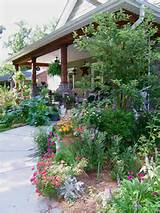 Ideas & Pictures for Front and . Discover landscaping design ideas ...