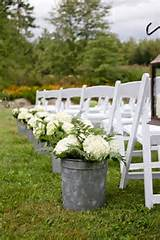 Outdoor Wedding Aisle Design Ideas