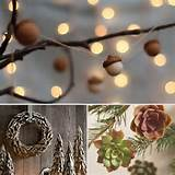 Last-Minute Rustic Decor For a Cozy Christmas
