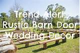 decor farm weddings latest rustic country wedding decorations rustic ...