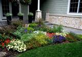 small front garden ideas - small garden ideas plants photograph small ...