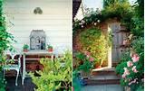 small garden design, small garden
