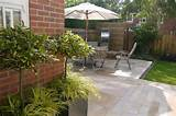 small contemporary garden bracknell berkshire