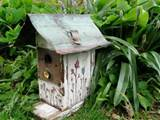 painting ideas for birdhouse decoration