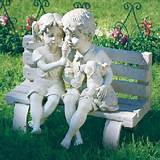 , unique and serene environment in your garden, unique garden decor ...