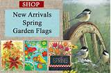 day garden flags easter garden flags celebration party flags