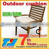 Latest Garden Furniture Cushion cushions home decor Min.Order: 200