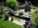 small garden designs landscape garden design on small backyard gallery ...