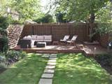 Design, Beautiful Garden Small Landscaping Ideas : Small Backyard and ...