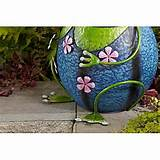 essential garden large metal frog outdoor living outdoor decor