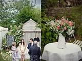 English country garden wedding reception décor decoration ideas ...