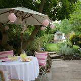 country garden decorating ideas