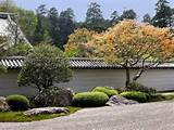 Japanese zen gardens: A place for quiet contemplation