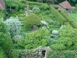 file sissinghurst castle garden the white garden geograph org uk