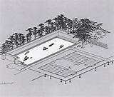 Japanese-Garden-Design-Drawing-of-the-layout-of-the-Ryoan-ji-garden ...