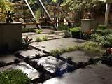 zen backyard garden