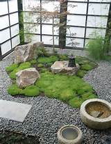 daft and compact japanese garden with shoji screens perfect for the
