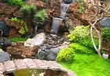 landscape flower garden