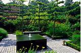 rock gardens small backyard landscape designs