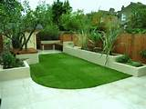 garden ideas wood stonework and lush vegetation
