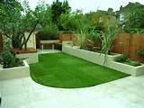 Garden Ideas: Wood, Stonework and Lush Vegetation