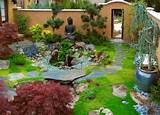 Japanese Garden design blended with a western touch and sporting a ...