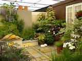 ... ideas designs for roof Small Garden Ideas for Decorating Your Limited