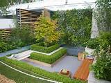 Small Space For Rooftop Gardens Decorating Idea : Small Garden Ideas ...