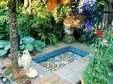 Small Mediterranean garden ideas
