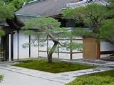 ... Small Japanese Garden Design Ideas : Modest Small Japanese Garden With