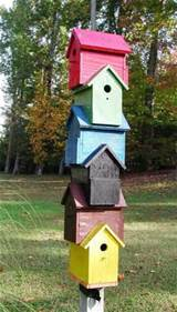 outdoor decor garden decorations handmade birdhouse 1 jpg